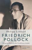 Friedrich Pollock, Lenhard, Philipp, Jüdischer Verlag im Suhrkamp Verlag, EAN/ISBN-13: 9783633542994