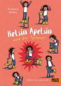 Helsin Apelsin und der Spinner, Höfler, Stefanie, Beltz, Julius Verlag, EAN/ISBN-13: 9783407755544