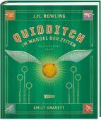 Quidditch im Wandel der Zeiten (farbig illustrierte Schmuckausgabe), Rowling, J K, EAN/ISBN-13: 9783551559197