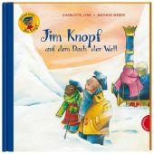 Jim Knopf: Jim Knopf auf dem Dach der Welt, Ende, Michael/Lyne, Charlotte, EAN/ISBN-13: 9783522459259