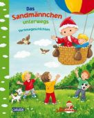 Unser Sandmännchen: Das Sandmännchen unterwegs, Dreller, Christian, Carlsen Verlag GmbH, EAN/ISBN-13: 9783551181275