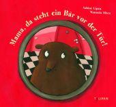 Mama, da steht ein Bär vor der Tür!, Lipan, Sabine, Tulipan Verlag GmbH, EAN/ISBN-13: 9783864291838