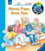 Mama, Papa, Oma, Opa, Erne, Andrea, Ravensburger Verlag GmbH, EAN/ISBN-13: 9783473329663