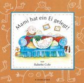 Mami hat ein Ei gelegt, Cole, Babette, Fischer Sauerländer, EAN/ISBN-13: 9783737360777