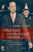 'Man kann ein Ideal nicht verraten ...', Trittel, Günter J, Wallstein Verlag, EAN/ISBN-13: 9783835313002