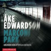 Marconipark, Edwardson, Åke, Hörbuch Hamburg, EAN/ISBN-13: 9783957130082