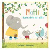 Matti kann schon fast alles, Peacock, Lou, Thienemann-Esslinger Verlag GmbH, EAN/ISBN-13: 9783522459037