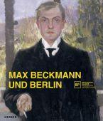 Max Beckmann und Berlin, Beckmann, Max, Kerber Verlag, EAN/ISBN-13: 9783735601421