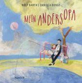 Mein Andersopa, Barth, Rolf/Bunge, Daniela, Carl Hanser Verlag GmbH & Co.KG, EAN/ISBN-13: 9783446260573