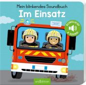 Mein blinkendes Soundbuch - Im Einsatz, Ars Edition, EAN/ISBN-13: 9783845838502