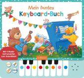Mein buntes Keyboard-Buch, Ars Edition, EAN/ISBN-13: 9783845830179