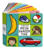 Mein ganzer Tag, Mizielinski, Aleksandra/Mizielinska, Daniel, Moritz Verlag, EAN/ISBN-13: 9783895653544