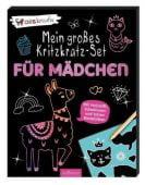 Mein großes Kritzkratz-Set - Für Mädchen, Ars Edition, EAN/ISBN-13: 9783845835631