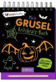 Mein Grusel-Kritzkratz-Buch, Ars Edition, EAN/ISBN-13: 9783845831695