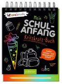 Mein Schulanfang-Kritzkratz-Buch, Ars Edition, EAN/ISBN-13: 9783845835617