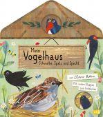 Mein Vogelhaus - Schwalbe, Spatz und Specht, Robin, Clover, cbj, EAN/ISBN-13: 9783570177570