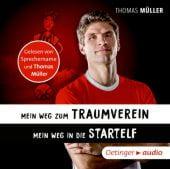 Mein Weg zum Traumverein/Mein Weg in die Startelf, Müller, Thomas, Oetinger Media GmbH, EAN/ISBN-13: 9783837311143