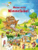 Meine erste Wimmelbibel, Polster, Martin, Gabriel, EAN/ISBN-13: 9783522304825