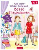 Meine ersten Sticker-Anziehpuppen Freundinnen, Ars Edition, EAN/ISBN-13: 9783845823461