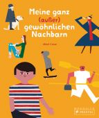 Meine ganz (außer) gewöhnlichen Nachbarn, Casal, Mikel, Prestel Verlag, EAN/ISBN-13: 9783791373829