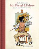 Mit Pinsel und Palette, Vry, Silke, Gerstenberg Verlag GmbH & Co.KG, EAN/ISBN-13: 9783836959834