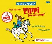 Hier kommt Pippi Langstrumpf!, Lindgren, Astrid, Oetinger Media GmbH, EAN/ISBN-13: 9783837311365