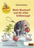 Molle Maulwurf und die wilde Erdbeerjagd, Andres, Kristina, Beltz, Julius Verlag, EAN/ISBN-13: 9783407823502