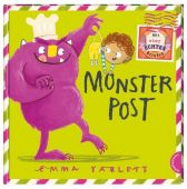Monsterpost, Yarlett, Emma, Thienemann-Esslinger Verlag GmbH, EAN/ISBN-13: 9783522459365