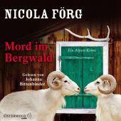 Mord im Bergwald, Förg, Nicola, Osterwold audio, EAN/ISBN-13: 9783869523057
