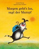 Morgen geht's los, sagt der Mumpf, Herzog, Annette, Moritz Verlag, EAN/ISBN-13: 9783895653582