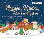 Morgen, Kinder, wird's was geben, Der Hörverlag, EAN/ISBN-13: 9783844535594