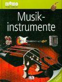 Musikinstrumente, Ardley, Neil, Dorling Kindersley Verlag GmbH, EAN/ISBN-13: 9783831018932