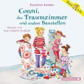 Conni, das Traumzimmer und andere Baustellen, Sander, Karoline, Silberfisch, EAN/ISBN-13: 9783745600766