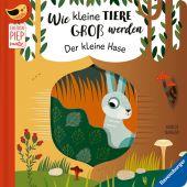 Wie kleine Tiere groß werden: Der kleine Hase, Clima, Gabriele, Ravensburger Verlag GmbH, EAN/ISBN-13: 9783473438617