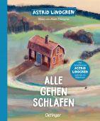 Alle gehen schlafen, Lindgren, Astrid, Verlag Friedrich Oetinger GmbH, EAN/ISBN-13: 9783789112942