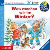 Was machen wir im Winter?, Erne, Andrea, Jumbo Neue Medien & Verlag GmbH, EAN/ISBN-13: 9783833736315