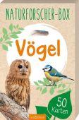 Naturforscher-Box - Vögel, Wagner, Eva, Ars Edition, EAN/ISBN-13: 9783845829029