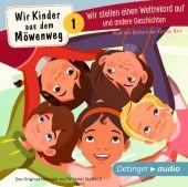 Wir Kinder aus dem Möwenweg - Wir stellen einen Weltrekord auf und andere Geschichten (CD), EAN/ISBN-13: 9783837310665