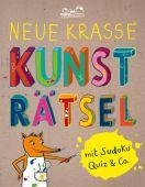 Neue krasse Kunsträtsel, E.A.Seemann, EAN/ISBN-13: 9783865023919