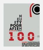 Neue Typografien / New Typographies, Rössler, Patrick, Wallstein Verlag, EAN/ISBN-13: 9783835333673