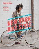 New York Bike Style, Polcer, Sam, Prestel Verlag, EAN/ISBN-13: 9783791348964