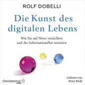 News Diät, Dobelli, Rolf, Osterwold audio, EAN/ISBN-13: 9783869524269