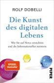 News Diät, Dobelli, Rolf, Piper Verlag, EAN/ISBN-13: 9783492058438