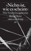 'Nichts ist, wie es scheint', Butter, Michael, Suhrkamp, EAN/ISBN-13: 9783518073605