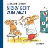 Nicky geht zum Arzt, Scarry, Richard, Diogenes Verlag AG, EAN/ISBN-13: 9783257012477