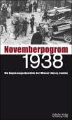 Novemberpogrom 1938, Jüdischer Verlag im Suhrkamp Verlag, EAN/ISBN-13: 9783633542338