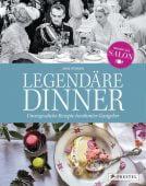 Legendäre Dinner: Unvergessliche Rezepte berühmter Gastgeber -, Prestel Verlag, EAN/ISBN-13: 9783791387215