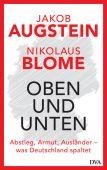 Oben und unten, Augstein, Jakob/Blome, Nikolaus, DVA Deutsche Verlags-Anstalt GmbH, EAN/ISBN-13: 9783421048264
