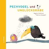 Pechvogel und Unglücksrabe, Schwarz, Regina, Tulipan Verlag GmbH, EAN/ISBN-13: 9783864294648