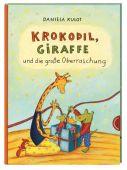 Krokodil und Giraffe: Krokodil, Giraffe und die große Überraschung, Kulot, Daniela, EAN/ISBN-13: 9783522459433